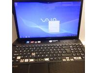Sony Vaio - PCG-711C11M AMD Duel Core Laptop