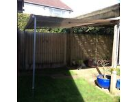 Fiamma F45 roll out awning 3.5 meters