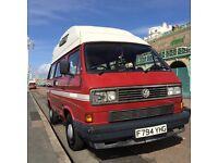 VW T25 Diesel Campervan for Sale