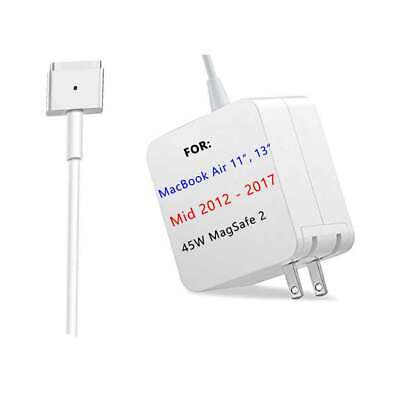 """AC Power Adapter For Apple MacBook Air Charger 11"""" Pro 13"""" 15"""" 17"""" 45W 60W 85W"""