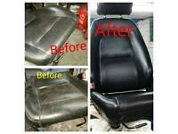 Mazda mx5,Mercedes,VW,Ford,Classic car seat refurbishment
