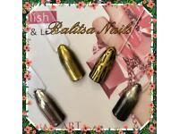 Beautiful manicure Ralitsa Nails
