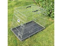 Savic dog crate/kennel - great condition