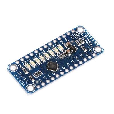 Cap1188 8 Key Capacitive Touch Sensor Module Spi I2c Captouch Led For Arduino W