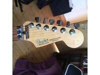 Fender ( MIM ) Floyd Rose Strat 2003 trade for amp head or other gear of same value