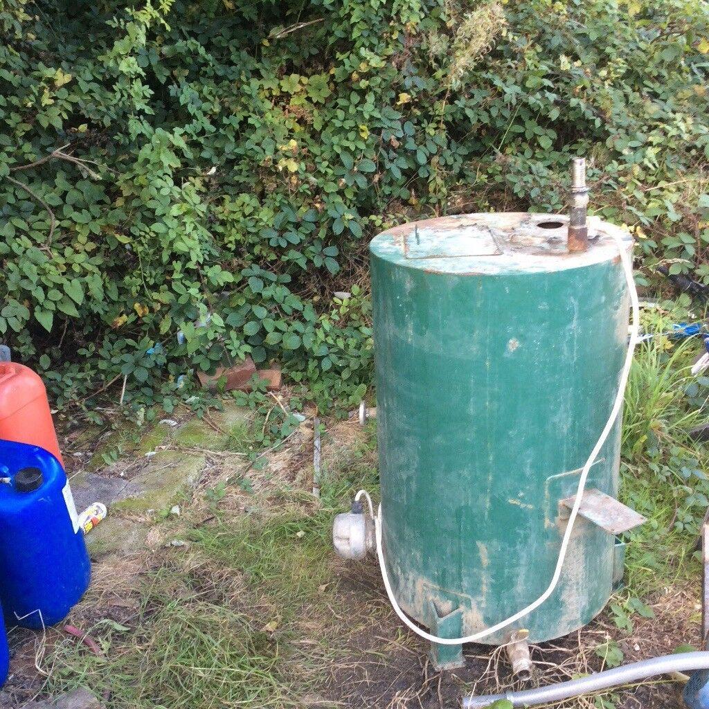 Biodiesel processer x2
