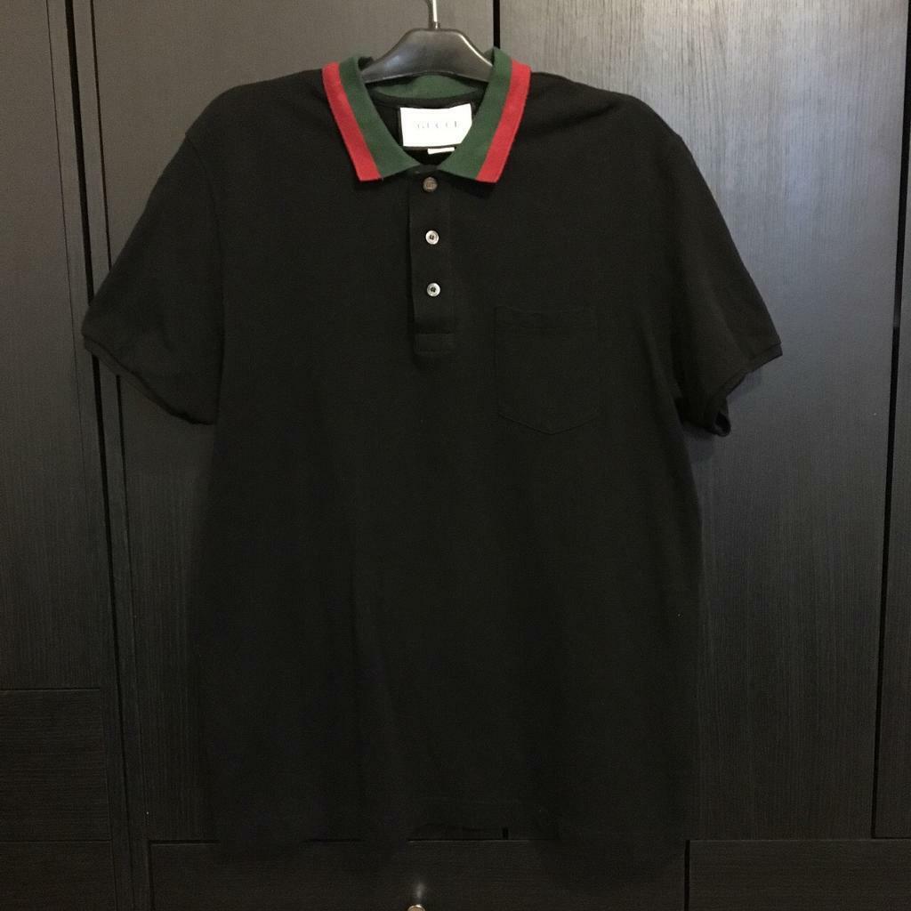 8ed700a9 Genuine Gucci Polo shirt, size Medium | in Roath, Cardiff | Gumtree