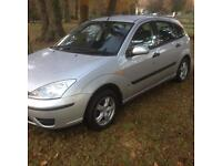2004 Ford Focus 1.4 MOTD to August