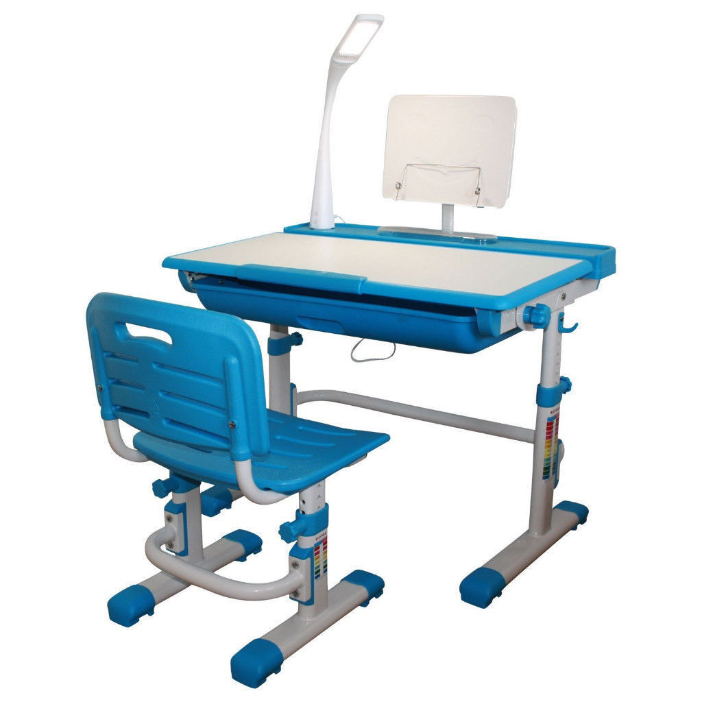 Height Adjule Ergonomic Kids Desk And Chair