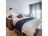 Studio flat in Kilburn High Road, London NW6