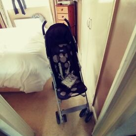 Push chair, used for grandson 5 times