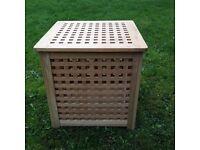 Ikea - wooden storage box