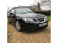 Saab 93ttid 1.9 diesel convertible with lovely history and spec