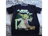 Clone Wars T-Shirt Age 7 years