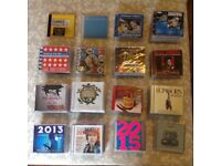 CD Collection - Mojo CDs (114 with 41 unopened)