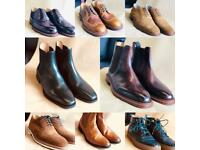 Oliver Sweeney Leather Shoes (8 Pairs)Joblot RRP £2500+