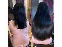 Russian/Slavic Hair Extensions/HAIR STYLIST