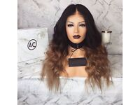 brand new 14inch lace front wig still in package £20