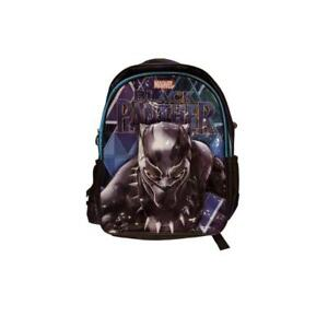 Marvel Avengers Black Panther Backpack 16 Inch School Bag for Boys