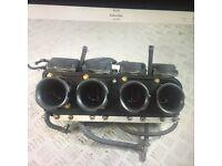 Kawasaki zx7r 98 reg carborators