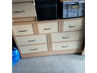 House Clearance - Large Chest of Drawers