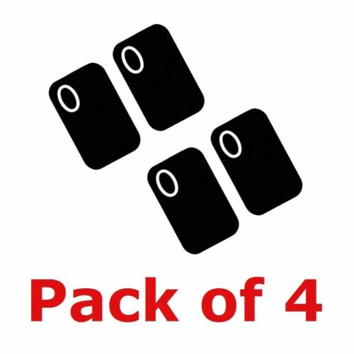 4 PACK Size #0 Gendex Type X-Ray Phosphor Plates PSP