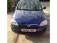 Vauxhall 1.2sxi+ Corsa