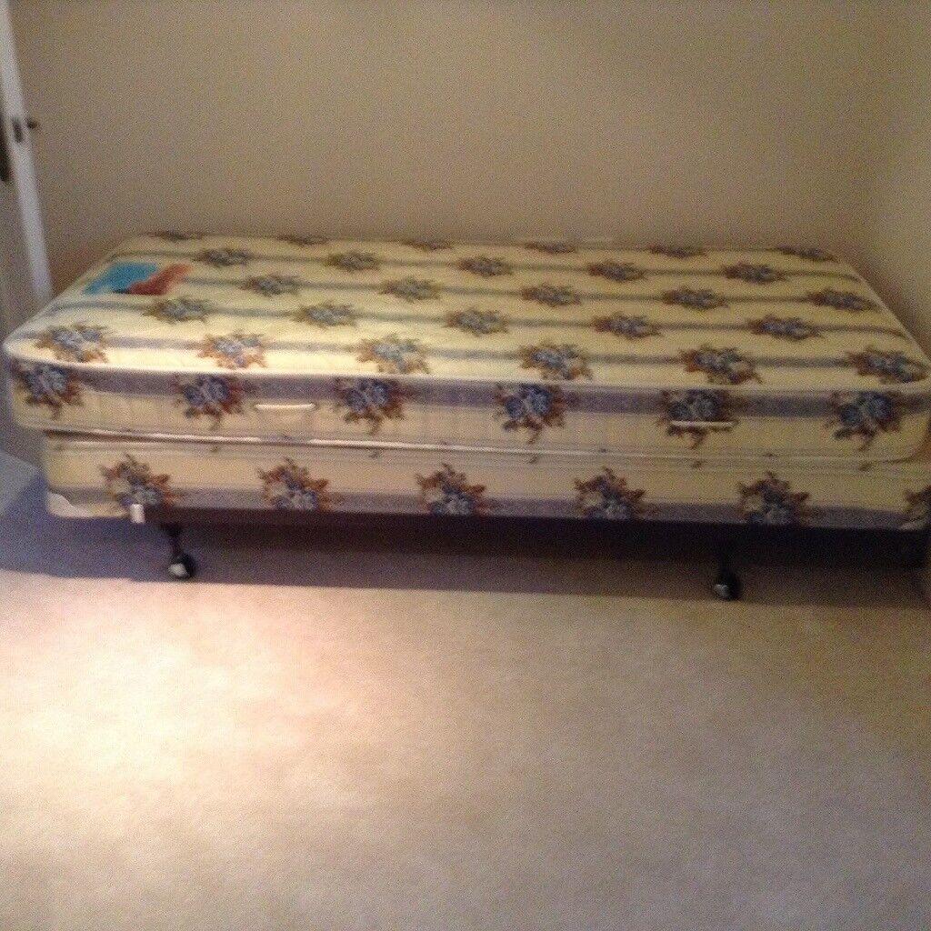 Single bed . FREE