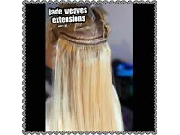SEW IN WEAVE HAIR EXTENSIONS £10