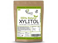 *** XYLITOL 2 Kg Natural Sugar Alternative Non-GMO Certified *** £10