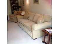 JOHN LEWIS SOFA AND CHAIR, URGENT SALE!