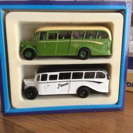 Corgi Jersey Transport box set
