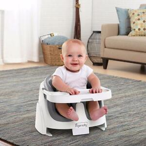 Ingenuity 2-in-1 Booster Seat - Slate