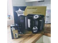 Brand new unopened perfect prep machine with additional filter