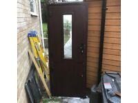 Composite stable door