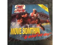 Two Live Crew - Move Somethin is what we are - Vinyl Double Album 1988