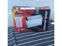 Homebase convector electric heater 2kW