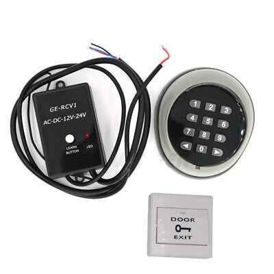 433.92mhz Wireless Keypad Password Switch For Aleko Swing Sliding Gate Opener