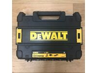 Dewalt Combi Drill with two batteries