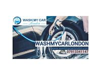 Wash My Car London- Professional, High-quality and Eco-friendly Car Wash and Mobile Car Valeting