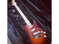 Fender American Deluxe Stratocaster 60th Anniversary