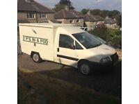 Citroen Dispatch Jiffy Catering Van
