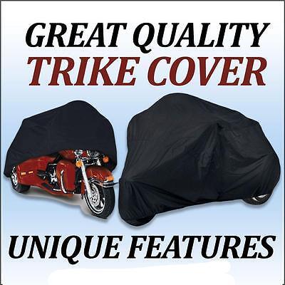 Sidecar Cover - Trike Cover California Sidecar Trike GL1500 Sport REALLY HEAVY DUTY