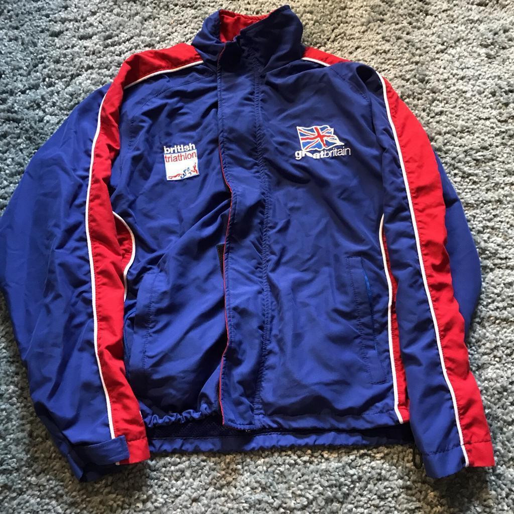 GB Triathlon jacket.