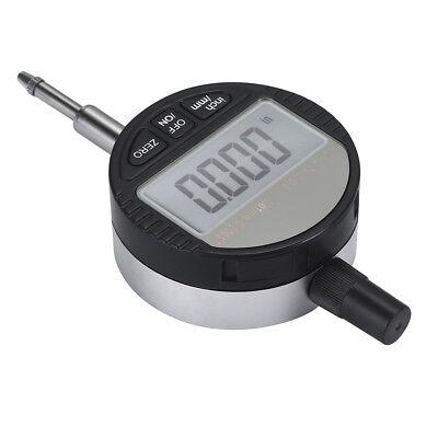Digital Dial Indicator Probe Test Gauge 0.010.0005 Lcd 4 Digits