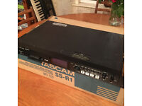 TASCAM SSR1 SOLID STATE STEREO AUDIO RECORDER!