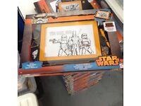 New Star Wars magnetic scribbler