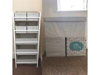 NEXT nursery storage bundle