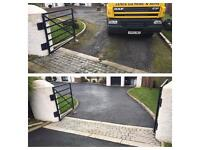 Driveways - tarmac and asphalt specialists, est. 1964