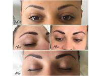 Semi Permanent Eyebrows £150 for a limited time